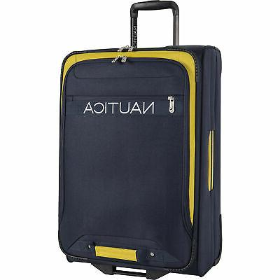 Nautica Gold Luggage