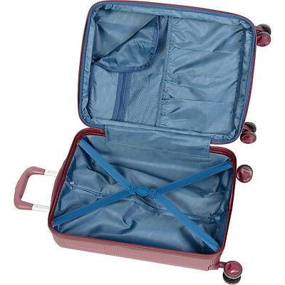 American Flyer 3 Piece Expandable Luggage Set