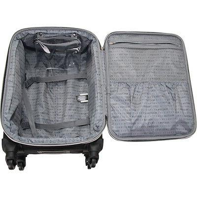 Kenneth Lincoln Square Piece Expandable Luggage