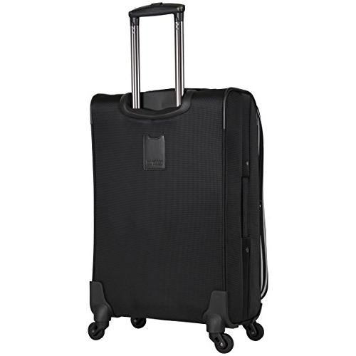 "Kenneth Cole Square' 3-Piece Spinner Luggage Carry-on, 24"","