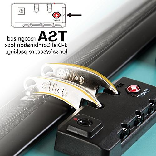 Sets PC+ABS Suitcase 28 inch