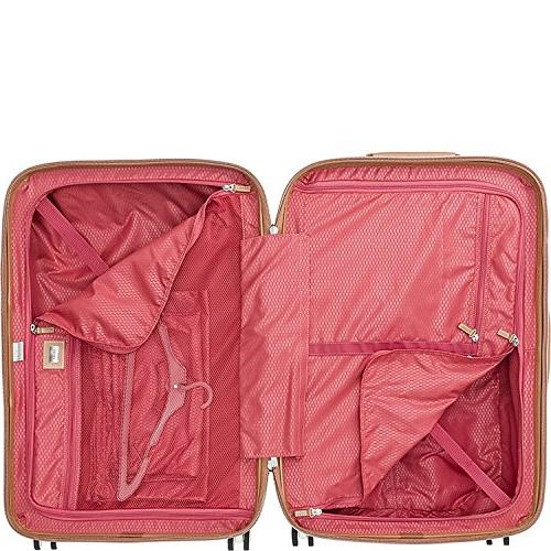 Delsey Paris Luggage Hard+ 3 Spinner