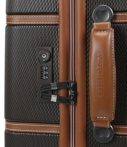 Delsey Luggage Chatelet Hard+ Set Spinner