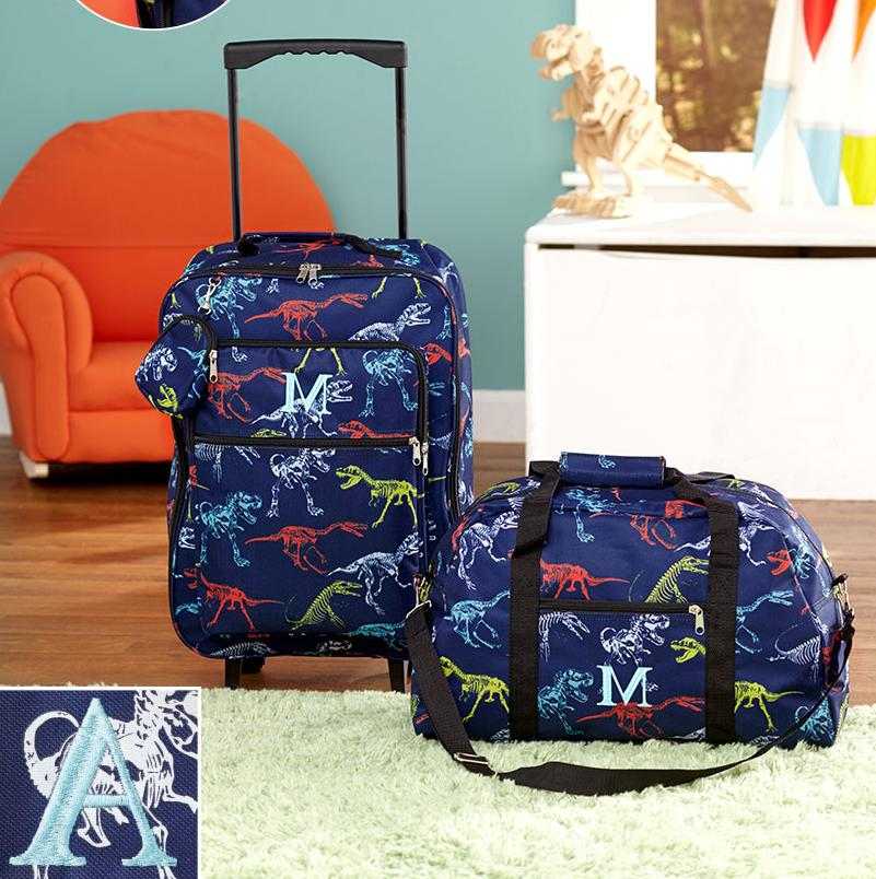 luggage for kids boys set small rolling