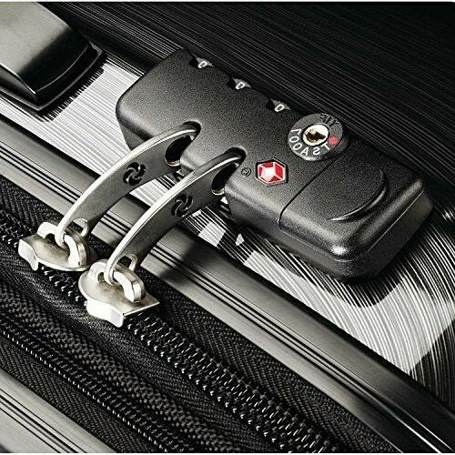Luggage Set 3PC Hardside TSA Locks Spinners Travel and