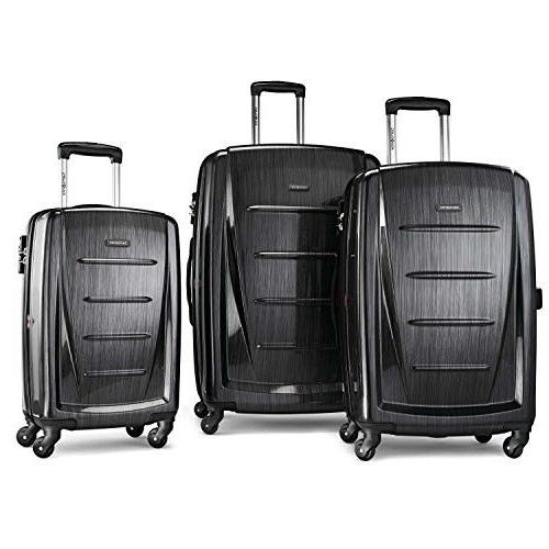 luggage set 3pc hardside 20 24 28