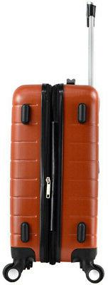 Luggage Set ABS with 4 and TSA Lock,