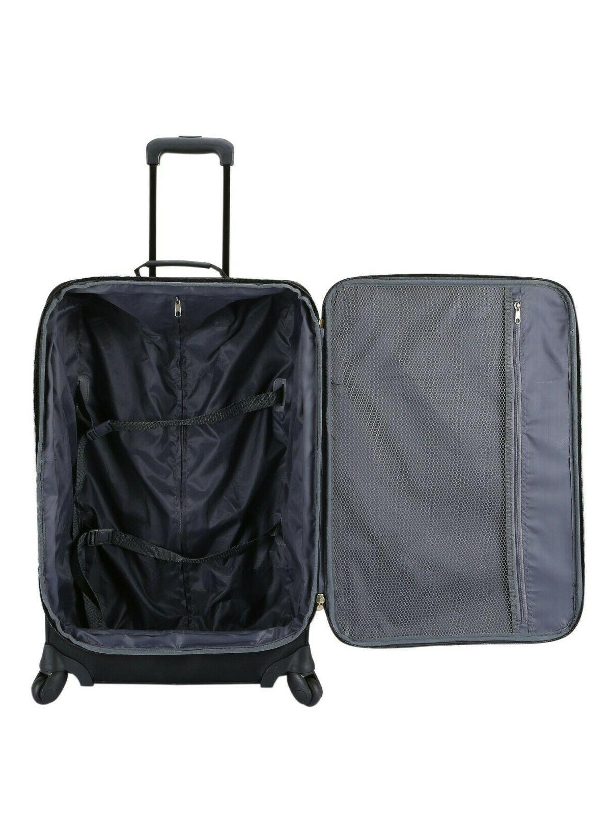 Luggage Set Piece Expandable Top Quality- 21 and 25 inch