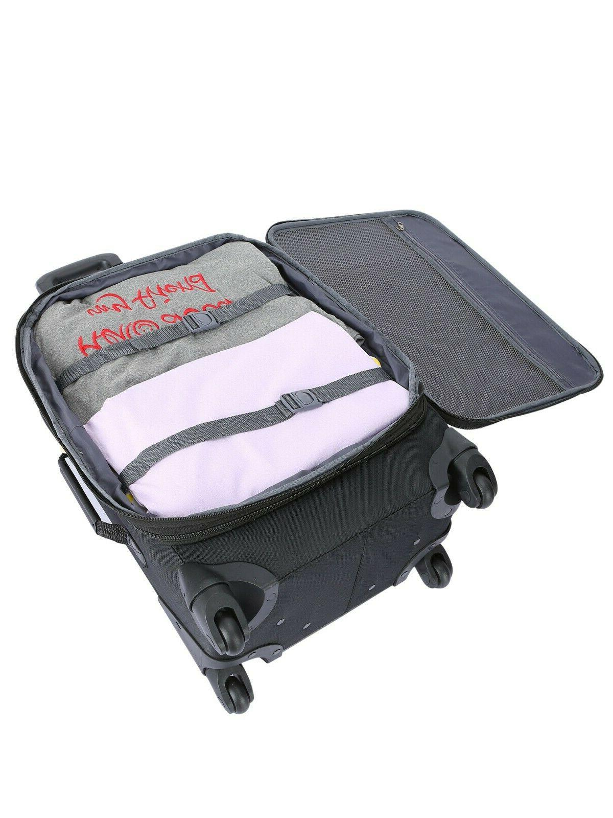 Luggage Piece Quality- 21 and 25 inch