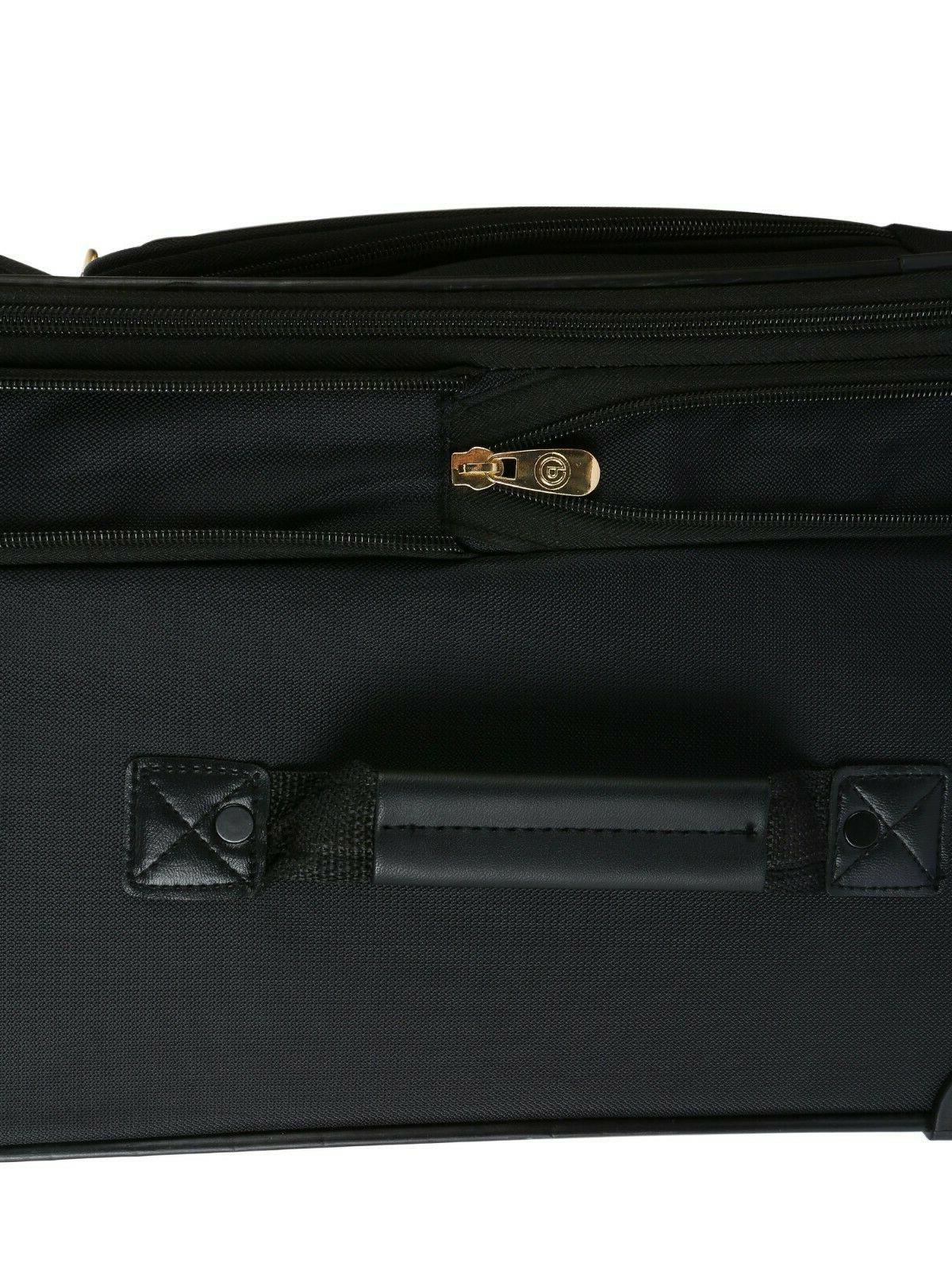 Luggage Set Protege Piece Expandable Quality- inch