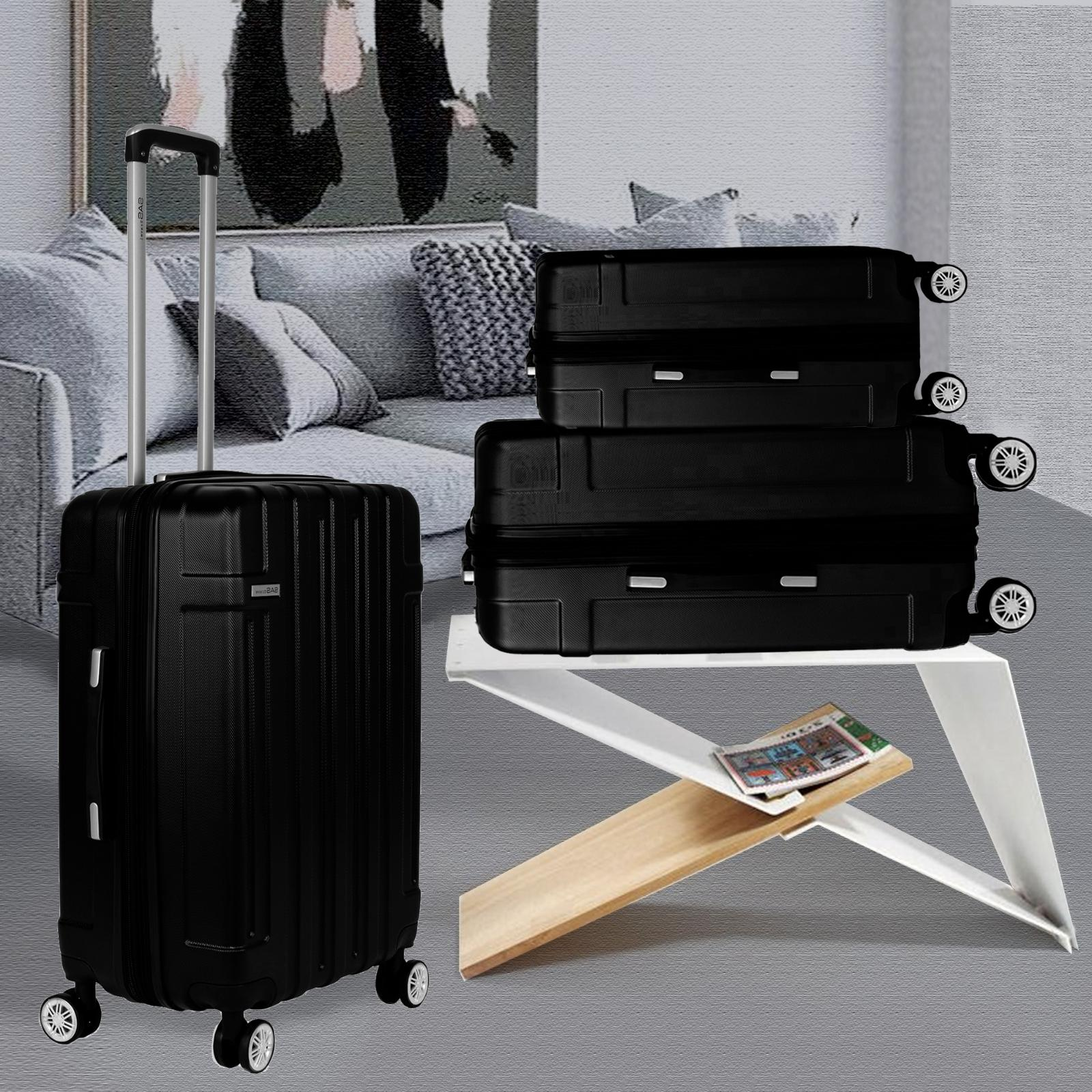 """Luggage With Wheels With Wheels 28"""" 21"""""""