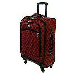 American Flyer Madrid Red 5-piece Spinner