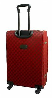 American Flyer Madrid Piece Spinner Luggage Set