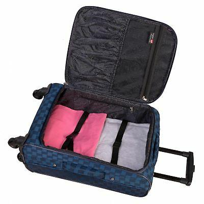 American Flyer Piece Spinner Luggage Set