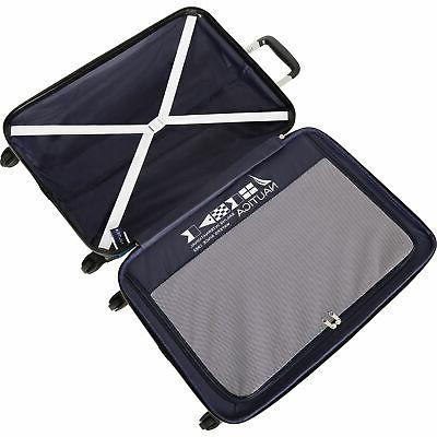 Nautica 3 Piece Luggage Set