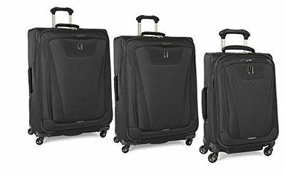 Travelpro Maxlite 4 3 Piece Set of 21 25 and 29 Spinner Blac