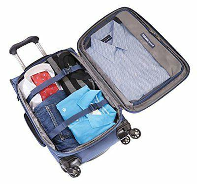29 Inch Spinner Suitcase, Blue