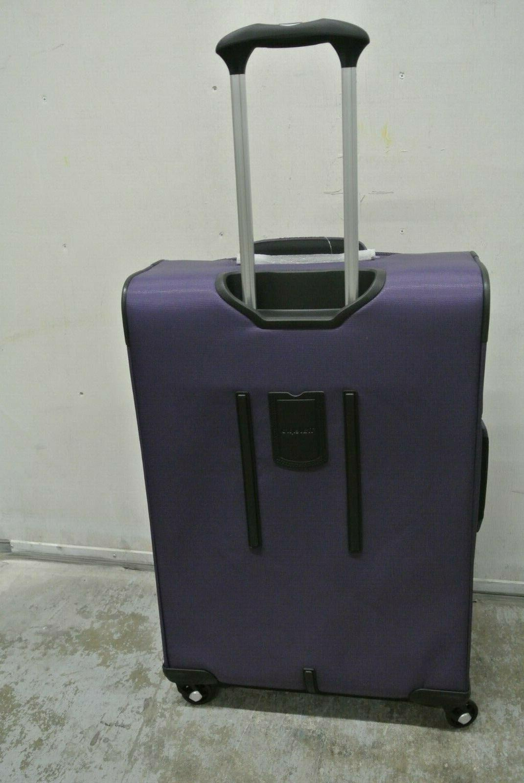 """Travelpro 27"""" Spinner Luggage Purple"""