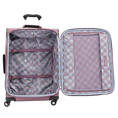"Travelpro Maxlite 5 4-PC Soft Tote, Carry-On 25"" with Travel Pillow"