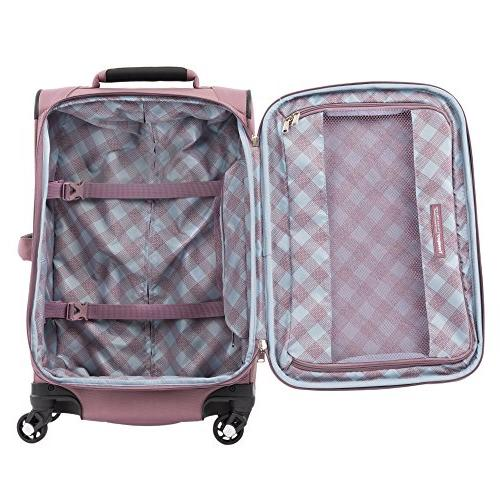 "Travelpro Maxlite 4-PC Tote, 21"" Carry-On & 25"" Exp. Travel Pillow"