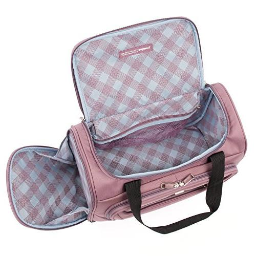 "Travelpro 4-PC | Tote, Carry-On 25"" Travel"