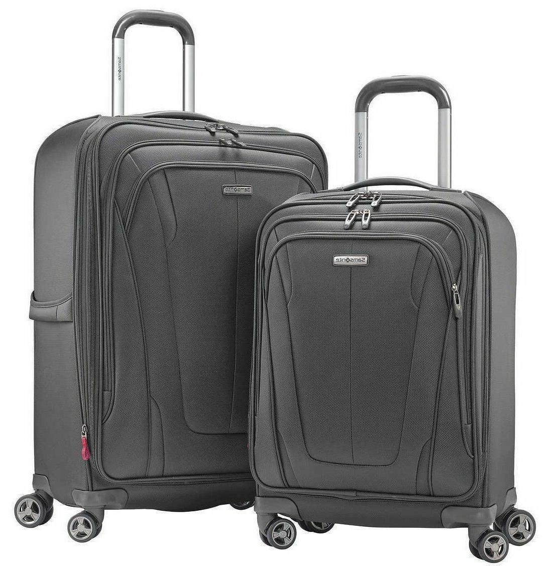 NEW Dual Suitcase SET