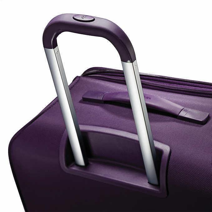 NEW Dual Suitcase