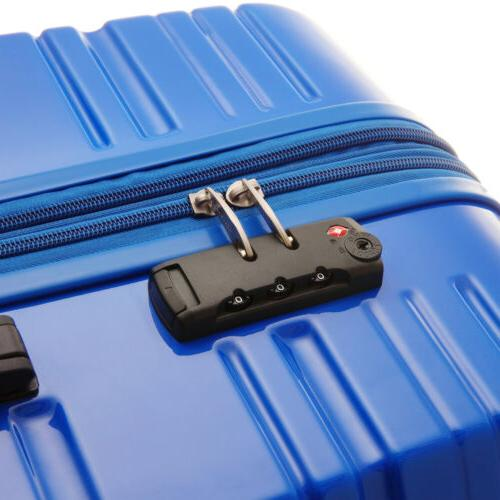 New Hard Spinner Suitcase