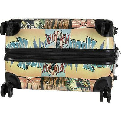 American New Luggage NEW