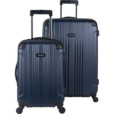 out of bounds 2 piece hardside luggage