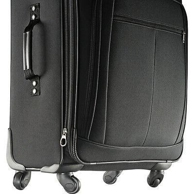 American 3pc Spinner Set Colors Luggage Set NEW