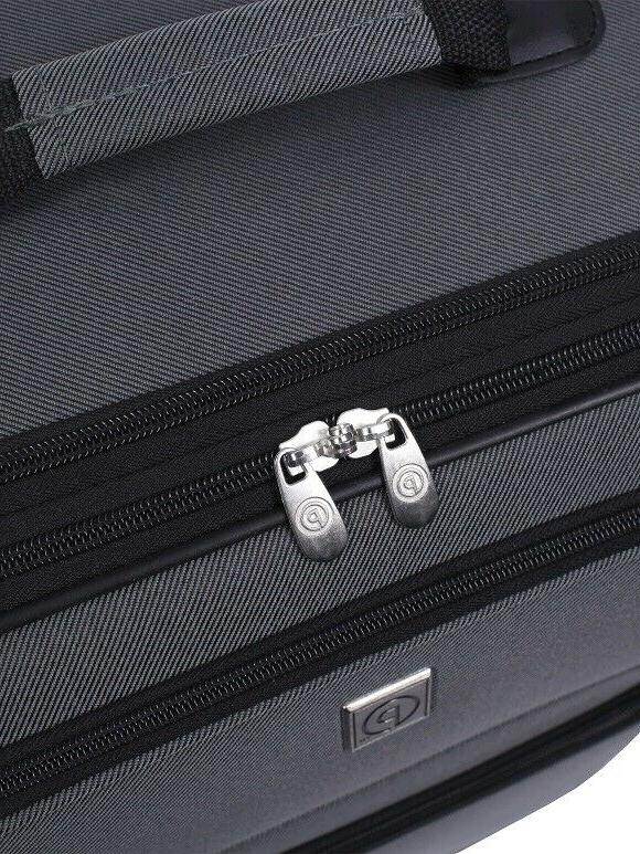 PROTEGE PIECE SPINNER LUGGAGE GREY PACKAGING*