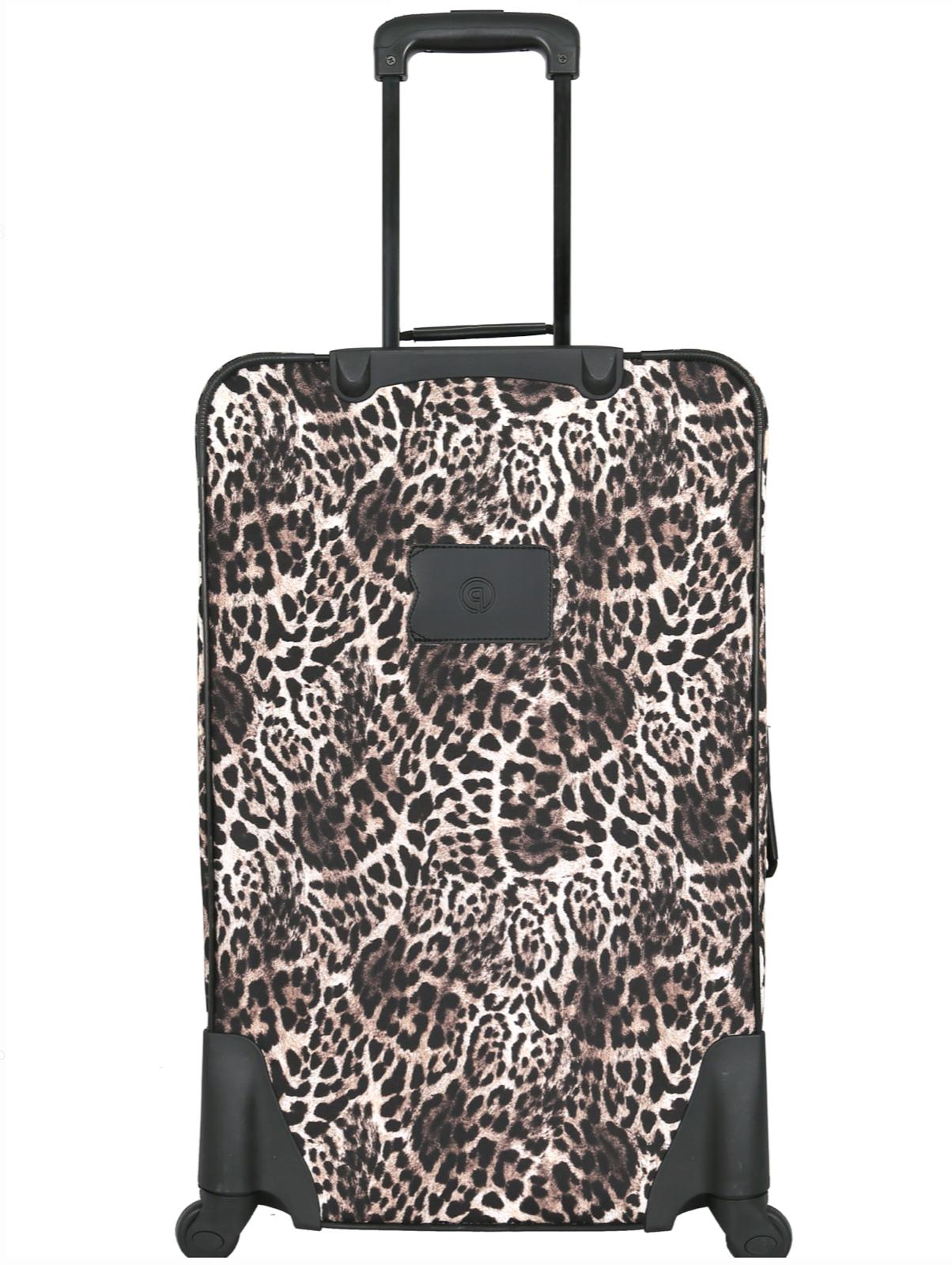 Protege Spinner Luggage Print