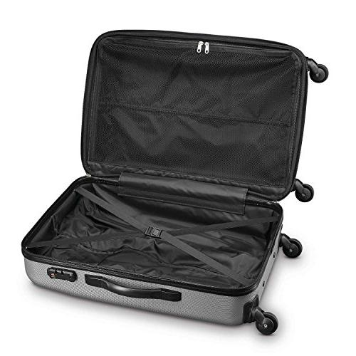 Samsonite Pulse 2 , Silver, to Amazon