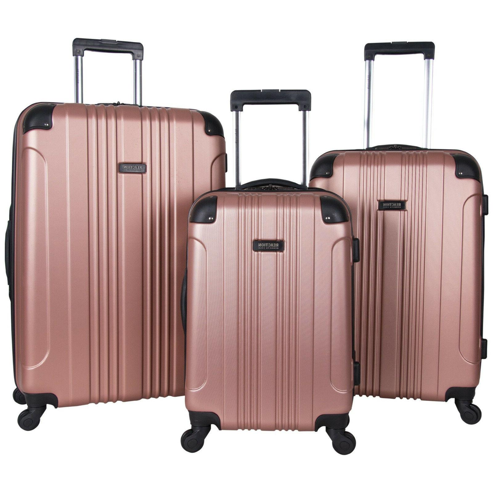 Kenneth of Hardside Spinner Luggage Set PICK