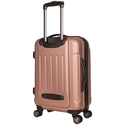 """Kenneth Cole Reaction 8-Wheel Set: Carry-On, 24"""", 28"""""""