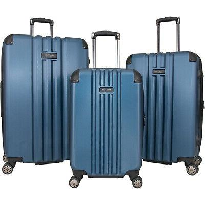 reverb 3 piece expandable luggage set new