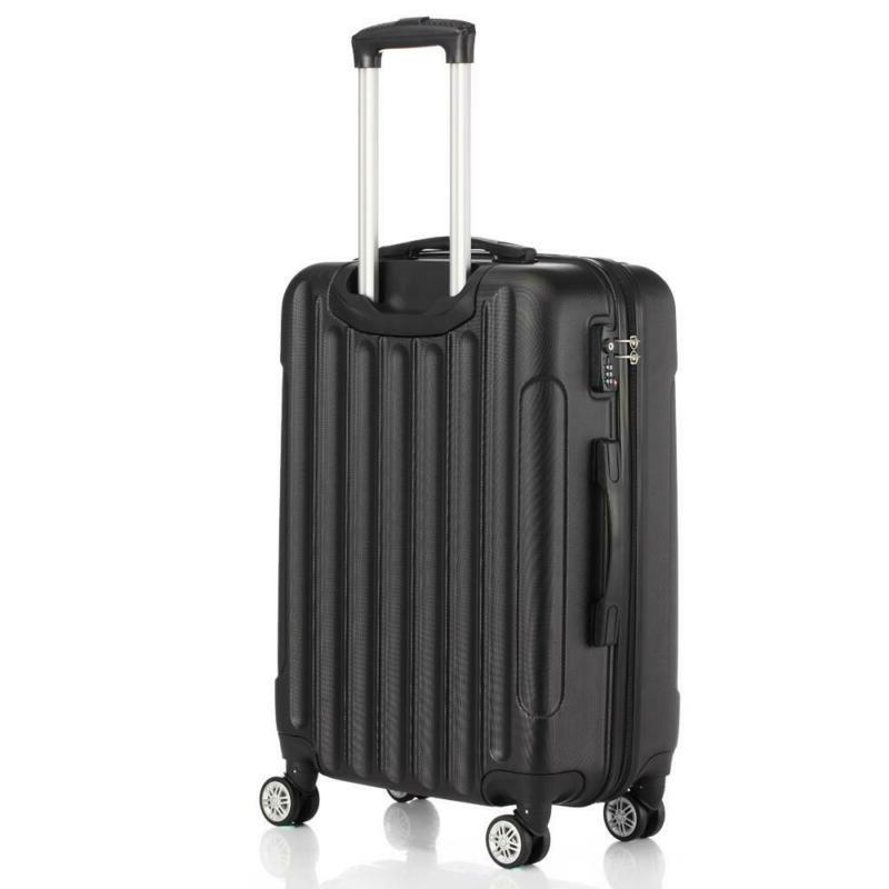 samsonite centric 3 piece hardside suitcase spinner