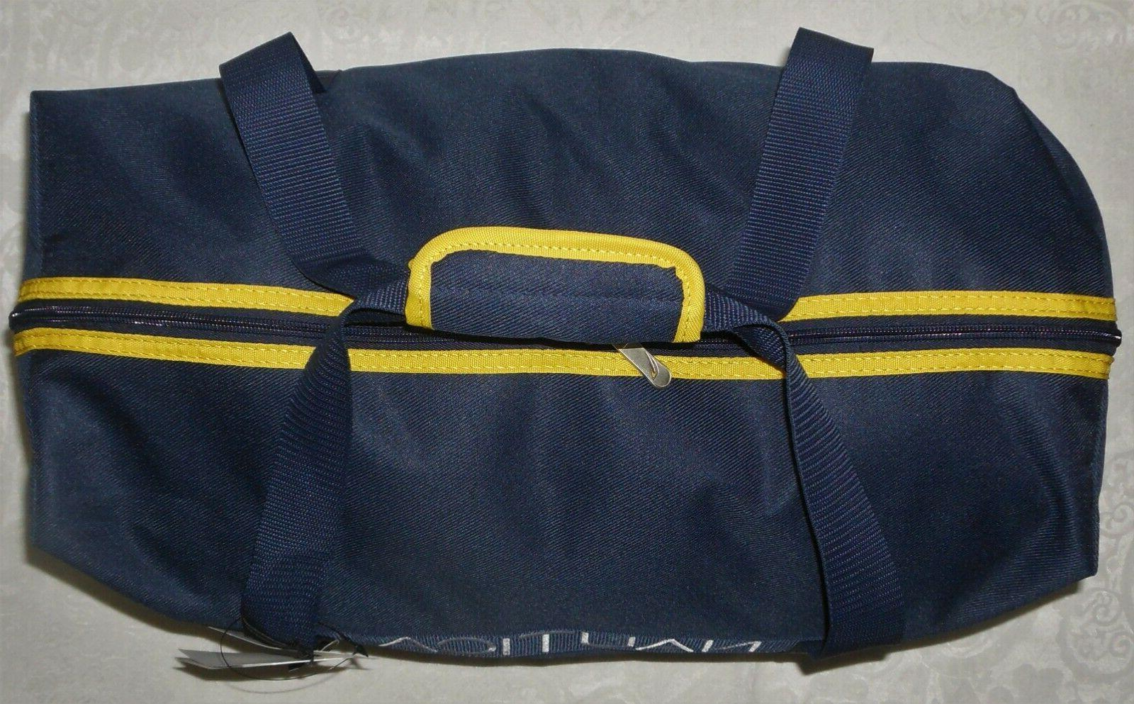 "Nautica 22"" Travel Gym Bag Luggage $120 FREE SHIPPING!"