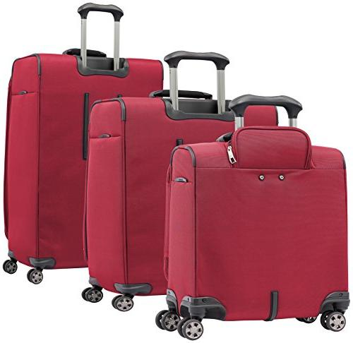 Travelpro Skypro Lite 3-Piece Expandable 8-Wheel Spinner Set: Compact