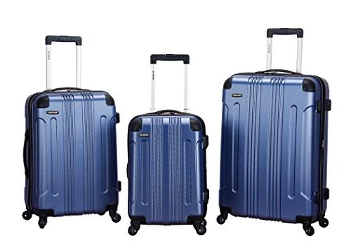 Rockland Luggage Sonic Piece Spinner