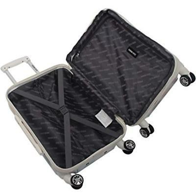 Steve Luggage 3 Hardside With Spinner