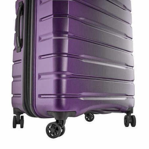 """Samsonite two piece set w/ 27"""" Spinner suitcase carry"""