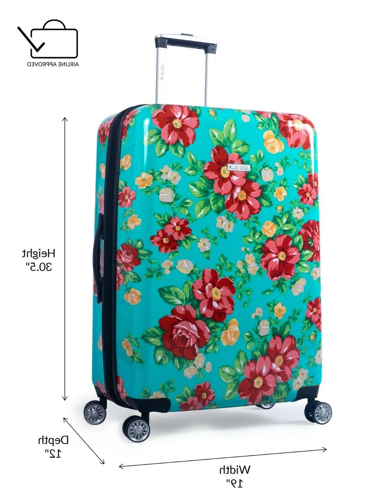 The Hardside Luggage Carry-On