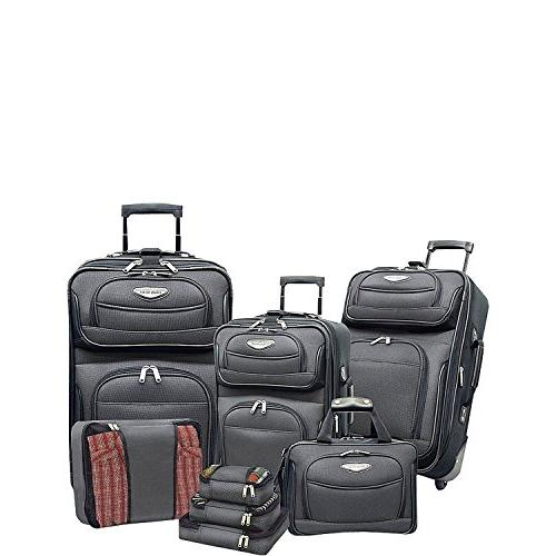 traveler s choice amsterdam ii 8 piece