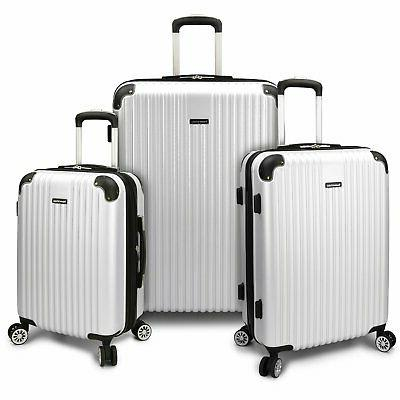 traveler s choice charvi 3pc expandable hardside