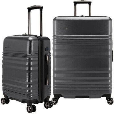 traveler s choice pomona 2 piece hardside