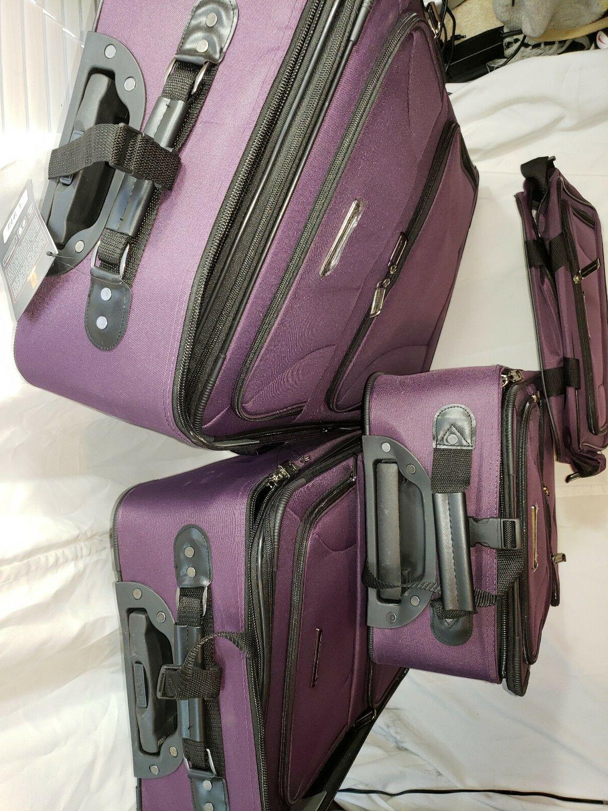 Traveler's TC0835 Purple