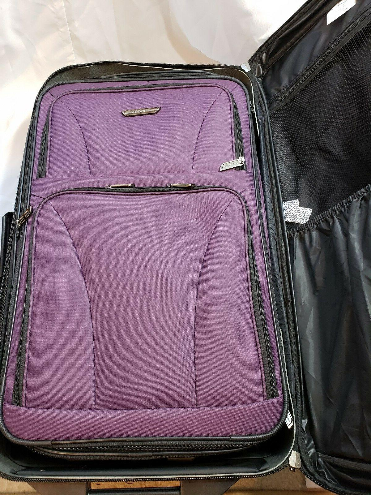 Traveler's Choice TC0835 Versatile 5pc in Purple