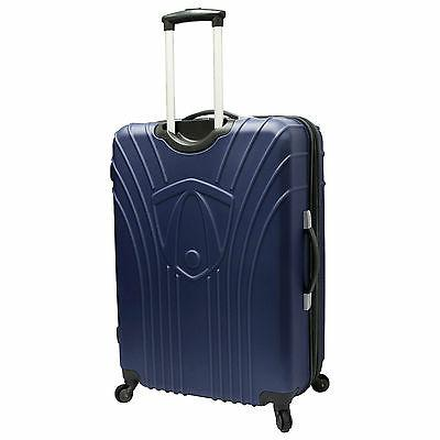Travelers Choice Cape Navy 2-Piece Spinner Luggage Set